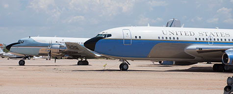 Air Force One,Pima Air and Space Museum