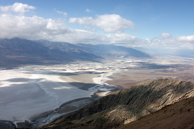 Dantes View,Overlook,Death Valley