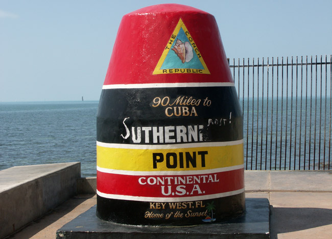 Southernmost Point,Key West