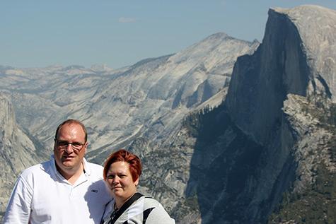 OnTheRoadUSA.com,Yosemite,Half Dome