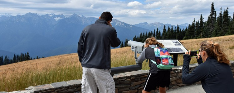 Hurricane Ridge,Olympic,Family,Exploring
