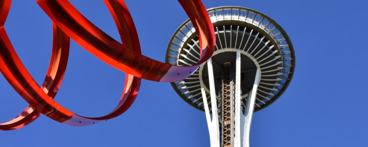 Space Needle,Seattle,Washington