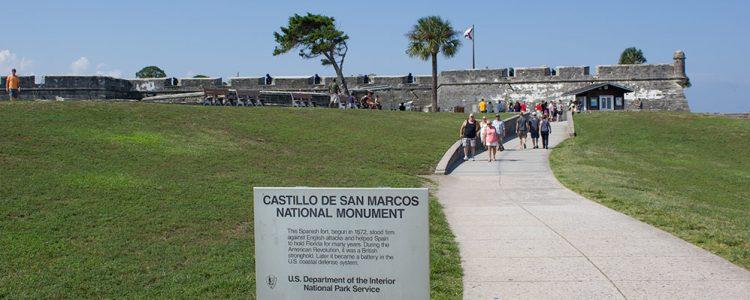 Indgang,Castillio de San Marcos,St Augustine
