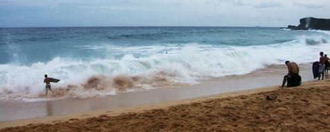 Bølger,Strand,Hawaii,Drenge,Surfer