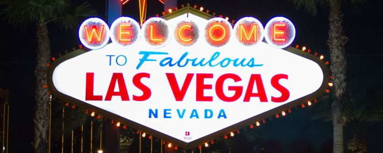 Aften,Las Vegas,Skilt,Welcome to