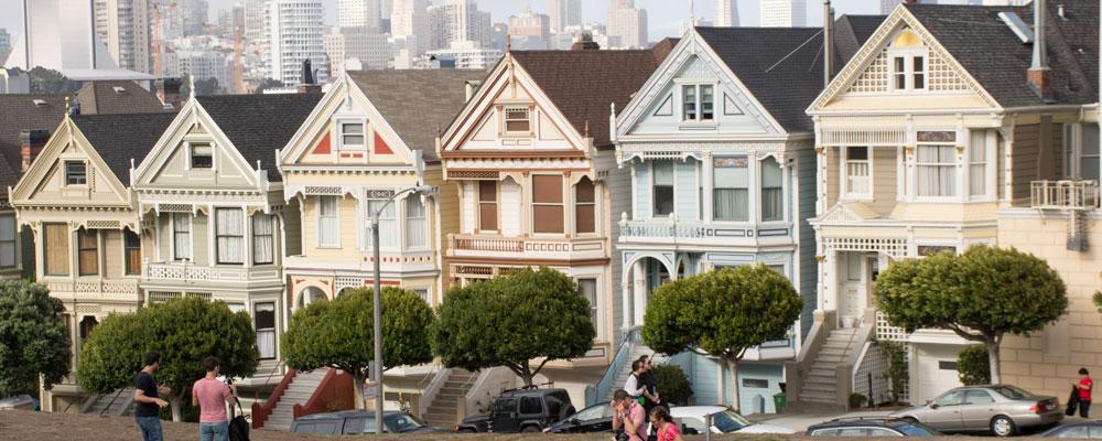 Painted Ladies,San Francisco,Fotograferes