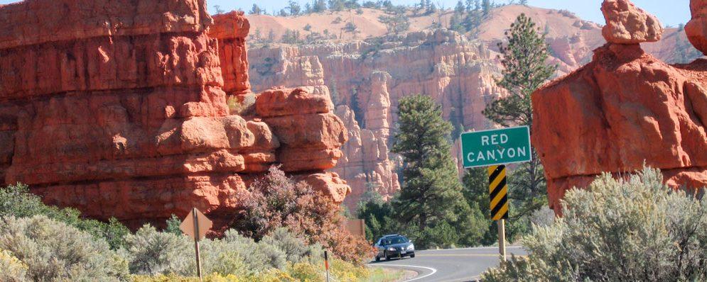 Red Canyon,Bil,Bryce,Hoodoos