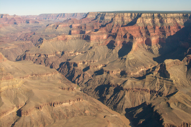 Grand Canyon,Helikopter,Colorado River,Flod,Bjerge