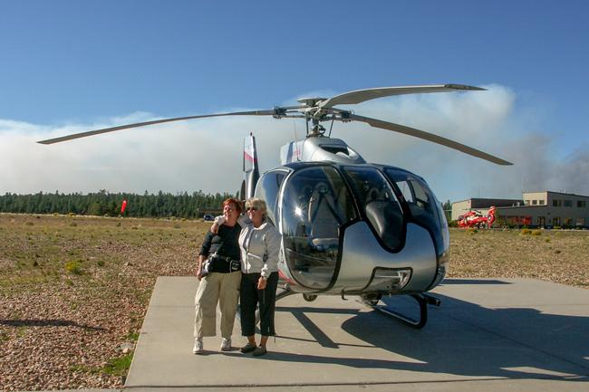 Helikopter,Personer,Kvinder,Grand Canyon