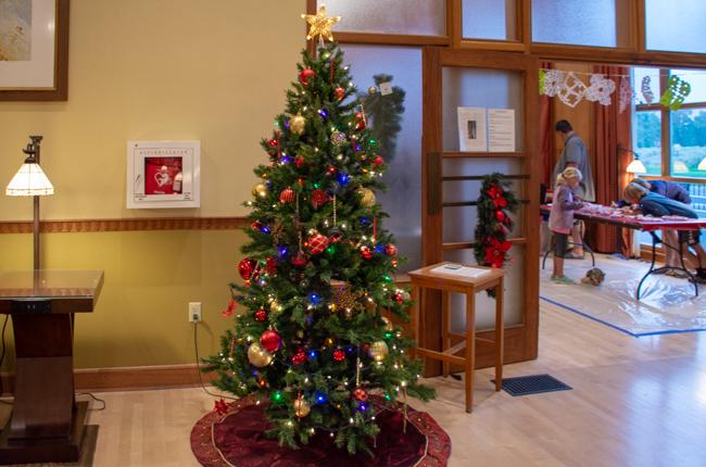 Juletræ,Julepynt,Børn,Yellowstone,Jul